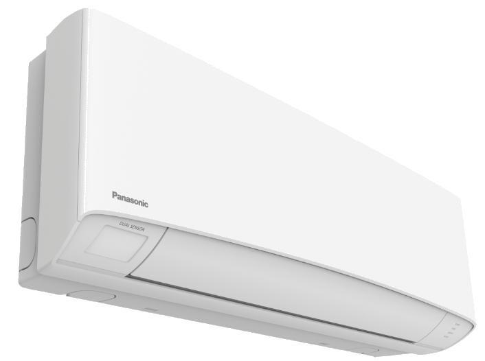 Panasonic Etherea Z-Serie, Innengerät weiß