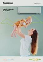 Panasonic Raumklimageräte-Katalog